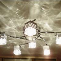 люстры под натяжной потолок фото 16