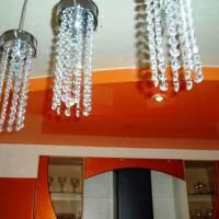 люстры под натяжной потолок фото 4