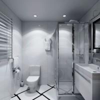 маленькие ванные комнаты с душевой кабиной фото 10