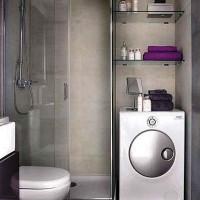 маленькие ванные комнаты с душевой кабиной фото 21