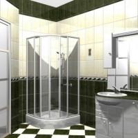 маленькие ванные комнаты с душевой кабиной фото 8