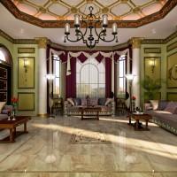 портьеры в гостиную фото 29