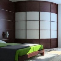 угловые шкафы купе в спальню дизайн фото 12