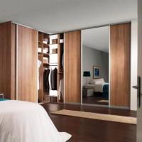 угловые шкафы купе в спальню дизайн фото 8