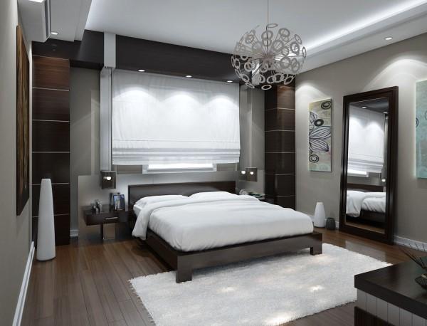 зеркало в спальне по фен шуй фото 4