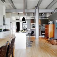 дизайн квартиры студии фото 12