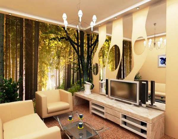 дизайн маленькой гостиной фото 2015 современные идеи