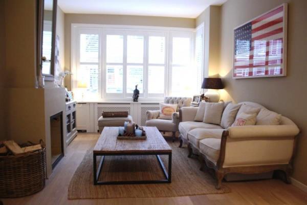 дизайн маленькой гостиной в частном доме фото