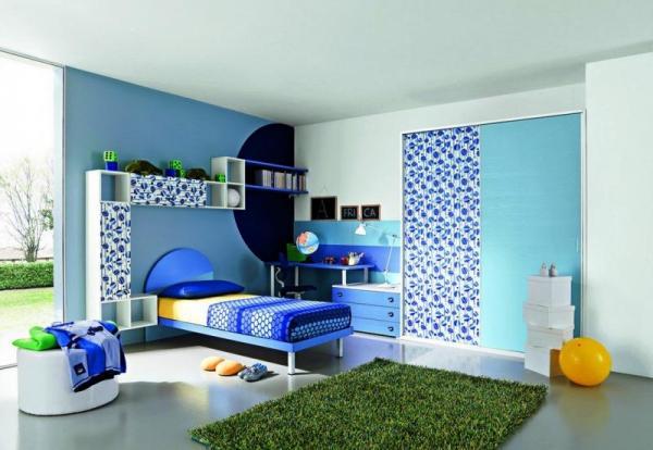 комната для мальчика подростка дизайн мебели и ремонт фото