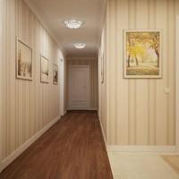 обои для прихожей и коридора фото 28