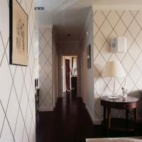 обои для прихожей и коридора фото 33