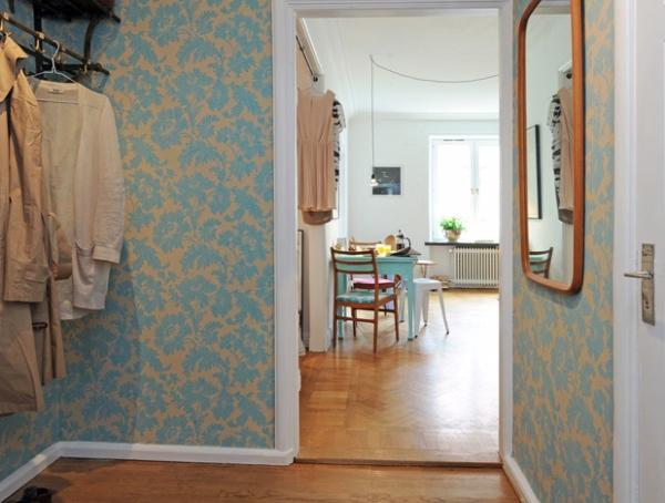 обои для прихожей и коридора фото 5