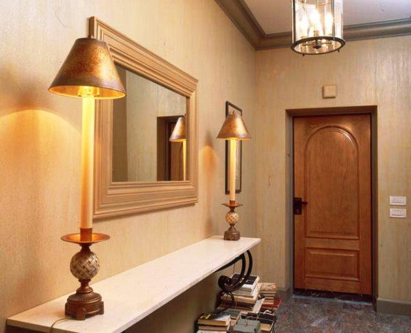 обои для прихожей и коридора фото 9