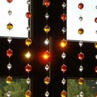шторы из бусин фото 14