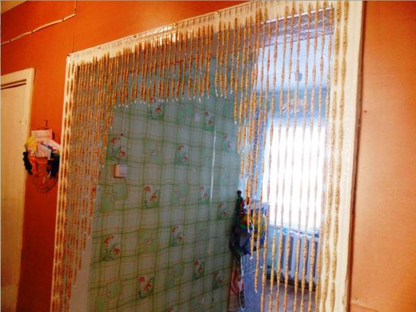 шторы из бусин фото