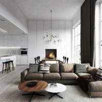 современная мебель в гостиную фото 12