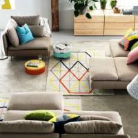 современная мебель в гостиную фото 15
