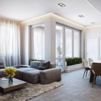 современная мебель в гостиную фото 17