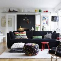 современная мебель в гостиную фото 2