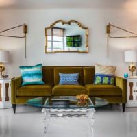 современная мебель в гостиную фото 26