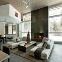 современная мебель в гостиную фото 29
