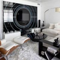 современная мебель в гостиную фото 3