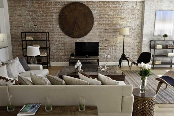 современная мебель в гостиную комнату фото 7