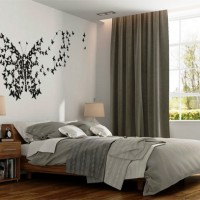 бумажные бабочки на стене своими руками фото 31