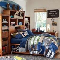 детская комната для мальчика подростка дизайн фото 2