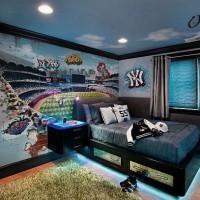 детская комната для мальчика подростка дизайн фото 20