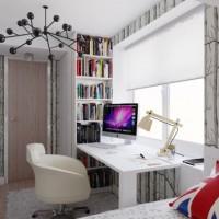 детская комната для мальчика подростка дизайн фото 28
