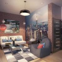 детская комната для мальчика подростка дизайн фото 32