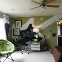 детская комната для мальчика подростка дизайн фото 36