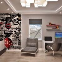 детская комната для мальчика подростка дизайн фото 38