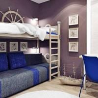детская комната для мальчика подростка дизайн фото 40