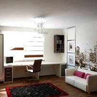 детская комната для мальчика подростка дизайн фото 5