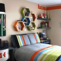 детская комната для мальчика подростка дизайн фото 6