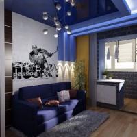 детская комната для мальчика подростка дизайн фото 7
