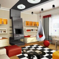 детская комната для мальчика подростка дизайн фото 8