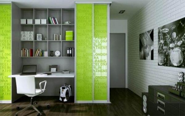 детская комната для мальчика подростка дизайн фото