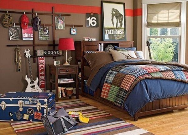 детская комната для подростка дизайн фото
