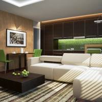 дизайн гостиной в современном стиле фото 11