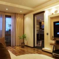 дизайн гостиной в современном стиле фото 13
