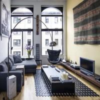 дизайн гостиной в современном стиле фото 20