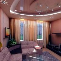 дизайн гостиной в современном стиле фото 23