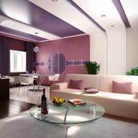 дизайн гостиной в современном стиле фото 29