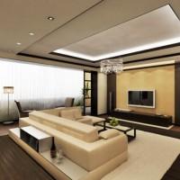 дизайн гостиной в современном стиле фото 35