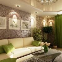 дизайн гостиной в современном стиле фото 39