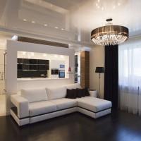 дизайн гостиной в современном стиле фото 7