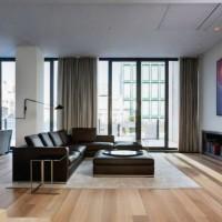 дизайн гостиной в современном стиле фото 9